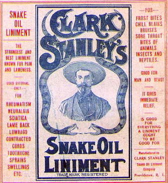 A.D.D. Snake Oil?